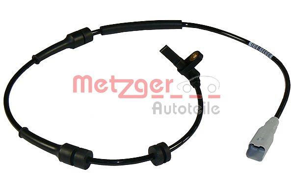METZGER  0900382 Sensor, Raddrehzahl