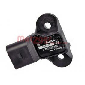 METZGER Drucksensor, Bremskraftverstärker 0905348 für AUDI A4 Avant (8E5, B6) 3.0 quattro ab Baujahr 09.2001, 220 PS