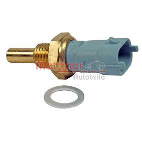 Sensore, Temperatura refrigerante N° poli: 2a... poli, Apert. chiave: 19 con OEM Numero 55566146