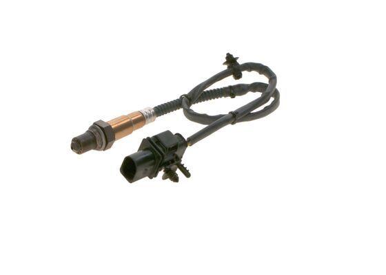 Lambda Sensor 0 281 004 564 BOSCH 17364 in Original Qualität
