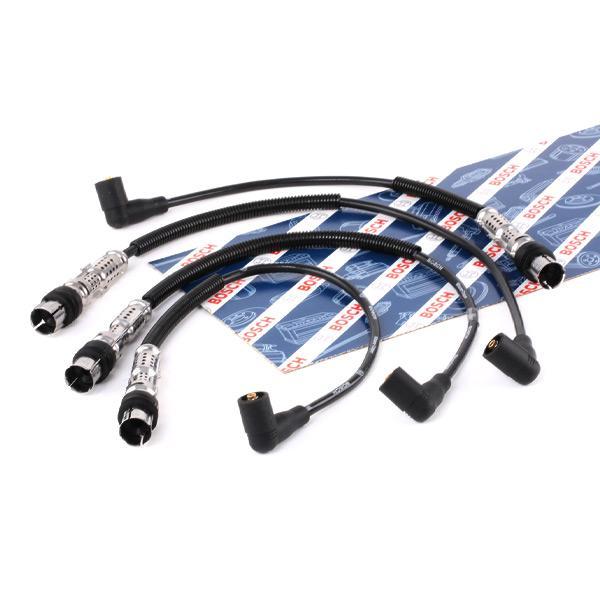 Juego de cables de encendido BOSCH 0986357822 conocimiento experto