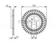 OEM Спирачен диск 0 986 479 C94 от BOSCH за MINI