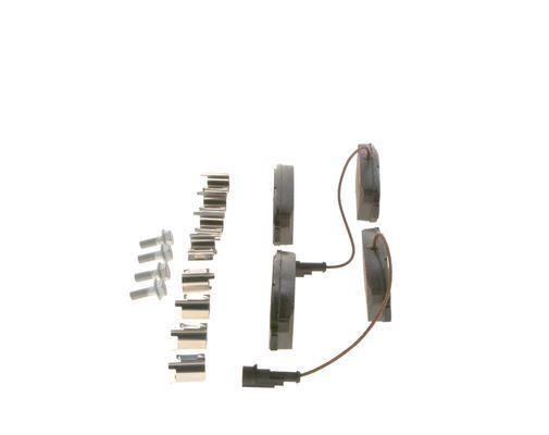 Bremsbelagsatz BOSCH E190R011200281 Bewertung