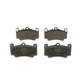 Bremsbelagsatz, Scheibenbremse Breite: 140,2mm, Höhe: 88,7mm, Dicke/Stärke: 16,9mm mit OEM-Nummer 996.351.949.12