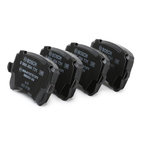 Bremsbelagsatz BOSCH E190R0110781371 Bewertung