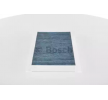 Cabin filter BOSCH A8501 FILTER+, Charcoal Filter, Particulate filter (PM 2.5), with anti-allergic effect, with antibacterial action