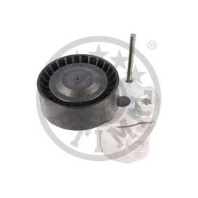 Polo 6r 1.6 Riemenspanner, Keilrippenriemen OPTIMAL 0-N2461 (1.6 Benzin 2019 CWVB)