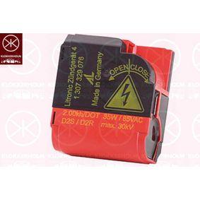 Heckklappendämpfer / Gasfeder Länge: 500mm, Hub: 220mm mit OEM-Nummer 8D9 827 552 F