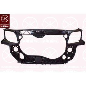 Kühler, Motorkühlung Netzmaße: 650X415X34 mit OEM-Nummer 1K0121251DD