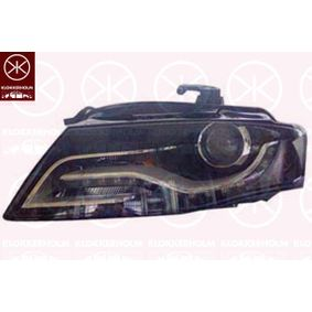 KLOKKERHOLM  00290181A1 Hauptscheinwerfer