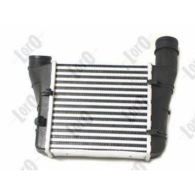 STARK Ladeluftkühler 003-018-0007 für AUDI A4 (8E2, B6) 1.9 TDI ab Baujahr 11.2000, 130 PS