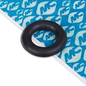 Metalcaucho  00366 Dichtring, Abgasrohr Innendurchmesser: 31mm