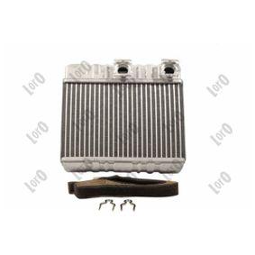 Wärmetauscher, Innenraumheizung 004-015-0016-B X3 (E83) 2.0 d Bj 2007