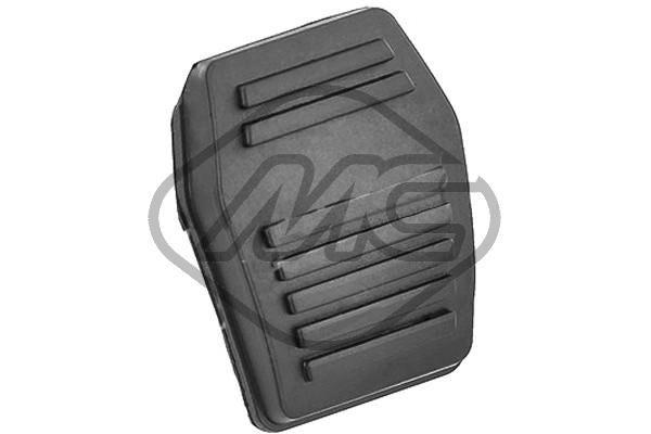 Metalcaucho  00418 Brake Pedal Pad