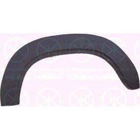Kondensator, Klimaanlage Netzmaße: 575x335x16 mit OEM-Nummer 6R0820411M