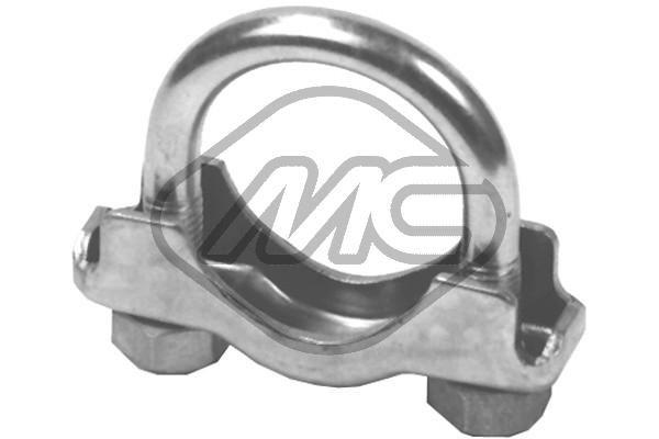 Metalcaucho  00610 Rohrverbinder, Abgasanlage
