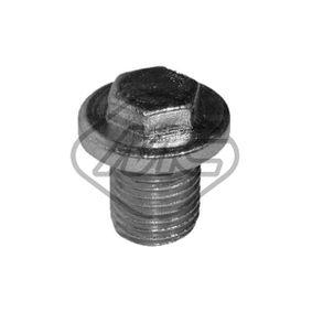 Tapón roscado, colector de aceite 00669 Focus C-Max (DM2) 1.8 Flexifuel ac 2005