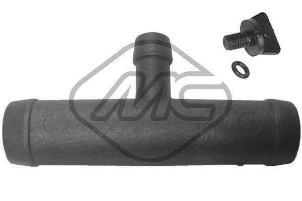 Metalcaucho  00971 Kühlmittelflansch