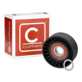 CAFFARO  01-97 Spannrolle, Keilrippenriemen Breite: 26mm
