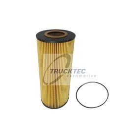 Ölfilter Ø: 113mm, Innendurchmesser: 56mm, Höhe: 264mm mit OEM-Nummer A 0001802909