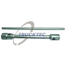 Socket wrench kit, nuts / bolts 0143868