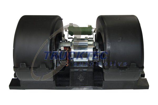 TRUCKTEC AUTOMOTIVE  01.59.020 Innenraumgebläse Spannung: 24V, Nennleistung: 264W