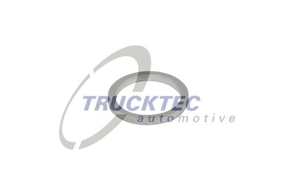 TRUCKTEC AUTOMOTIVE  01.67.012 Anello di tenuta, vite di scarico olio Ø: 18mm, Spessore: 1,5mm, Diametro interno: 14mm