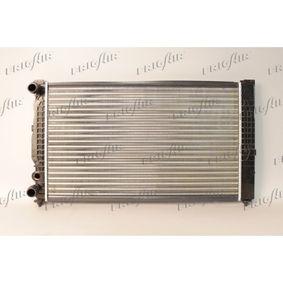 Wasserkühler VW PASSAT Variant (3B6) 1.9 TDI 130 PS ab 11.2000 FRIGAIR Kühler, Motorkühlung (0110.9003) für