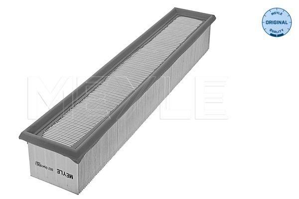 MEYLE  012 094 0063 Luftfilter Länge: 455mm, Breite: 84mm, Höhe: 69mm, Länge: 455mm