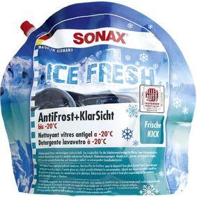 SONAX Anticongelante, sistema de limpa-vidros 01334410