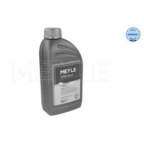 Hydrauliköl Inhalt: 1l, grün, ISO 7308, DIN 51524 Teil 3, ZH-M Synt mit OEM-Nummer 30741424