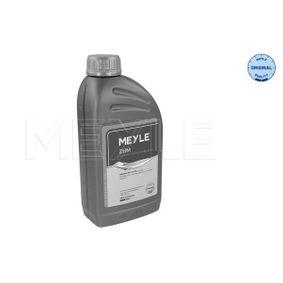 Hydrauliköl Inhalt: 1l, natur, ZHM mit OEM-Nummer 54 34 0 394 395
