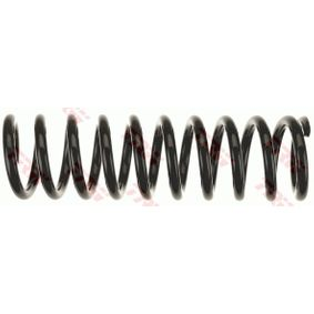 Coil Spring Length: 382mm, Length: 382mm, Length: 382mm, Thickness: 14,4mm, Ø: 109mm with OEM Number 202 321 00 04