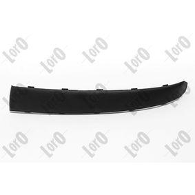 Trim / Protective Strip, bumper 016-18-532 PUNTO (188) 1.2 16V 80 MY 2004