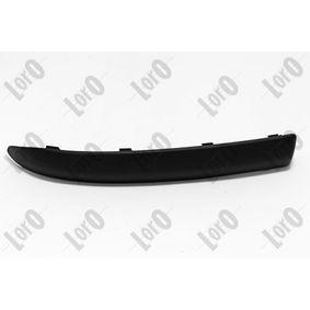 Trim / Protective Strip, bumper 016-18-534 PUNTO (188) 1.2 16V 80 MY 2002