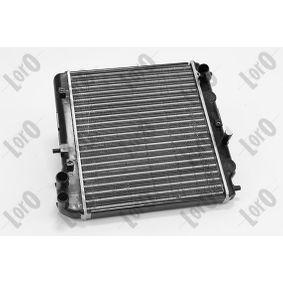 Радиатор, охлаждане на двигателя 018-017-0006 Jazz 2 (GD_, GE3, GE2) 1.2 i-DSI (GD5, GE2) Г.П. 2005