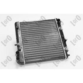Радиатор, охлаждане на двигателя 018-017-0015 Jazz 2 (GD_, GE3, GE2) 1.2 i-DSI (GD5, GE2) Г.П. 2002