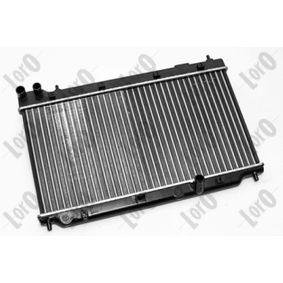 Радиатор, охлаждане на двигателя 018-017-0018 Jazz 2 (GD_, GE3, GE2) 1.2 i-DSI (GD5, GE2) Г.П. 2004