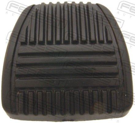 Revestimiento pedal, embrague 0183-GX90 FEBEST 0183-GX90 en calidad original