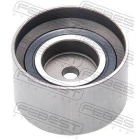 Tensioner Pulley, timing belt with OEM Number 1350562060