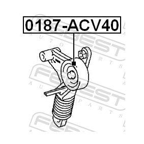 FEBEST 0187-ACV40 Bewertung