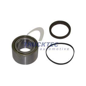 Radlagersatz Innendurchmesser: 49mm mit OEM-Nummer 2D0 501 31 9