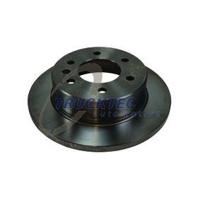 Bremsscheibe Bremsscheibendicke: 16mm, Lochanzahl: 6, Ø: 298mm mit OEM-Nummer 910 423 0000