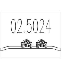 Anschlagpuffer, Schalldämpfer mit OEM-Nummer 1H0253144E