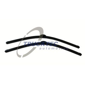 Wiper Blade Left-/right-hand drive vehicles: for left-hand drive vehicles with OEM Number 7L0955425L