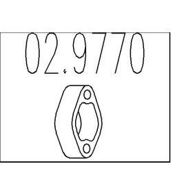 Anschlagpuffer, Schalldämpfer 02.9770 3 Touring (E91) 320d 2.0 Bj 2007