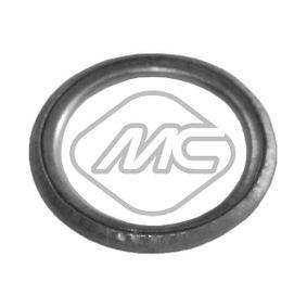 Anillo de junta, tapón roscado de vaciado de aceite Ø: 22mm, Diám. int.: 16mm con OEM número 77 030 620 62