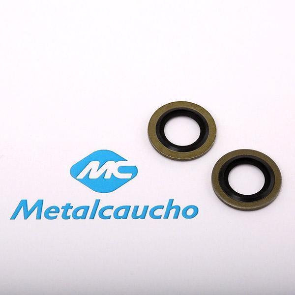 Guarnizione Tappo Coppa Olio 02024 Metalcaucho 02024 di qualità originale