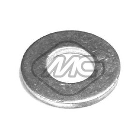 Seal, oil drain plug Ø: 21mm, Thickness: 2mm, Inner Diameter: 10mm with OEM Number 1145962