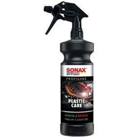SONAX Producto para lustrar material plástico 02054050